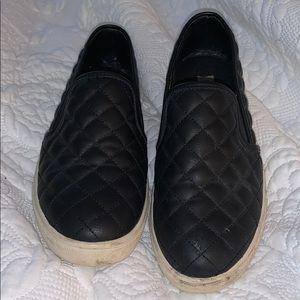 Black Steve Madden Sneakers 7.5